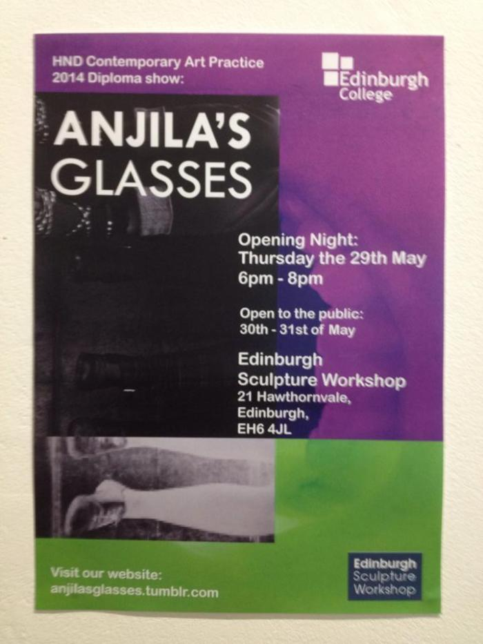 Anjila's Glasses