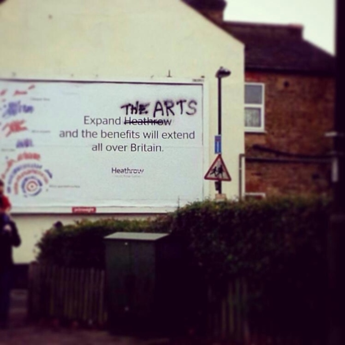 expand the arts