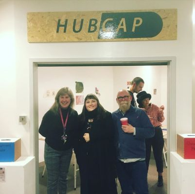 hubCAP Gallery Launch
